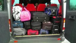 Luggage Boot