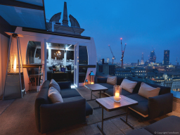 ME Hotel Experiential Dining, London | FormRoom