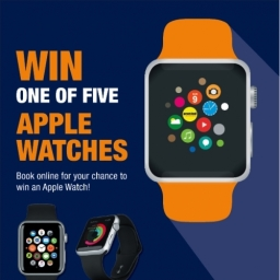 Apple Watch A4 Leaflet