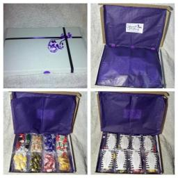 Sweet Victory Products - Sugar Free Sweets gift box
