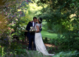 Wedding at Hunton Park