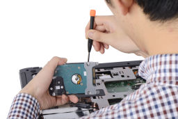 Hard drive replacement in Brighton & Hove