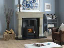 Burley Firecube Launde Wood Burner