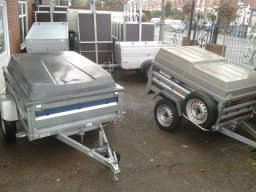 Second Hand Camping Trailers