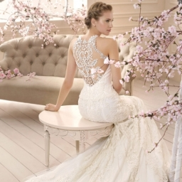 Exclusive to TDR Bridal - Cabotine