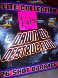 Dawn of Destruction now £29.95