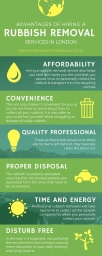 Advantages Of Hiring Rubbish Removal Services