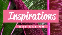 Inspirations Web Design