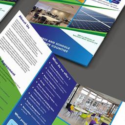 Brochure design & printing