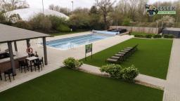 David Lloyd Chigwell Essex | Artificial Grass Inst