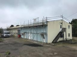 Industrial Scaffolding In Cornwall