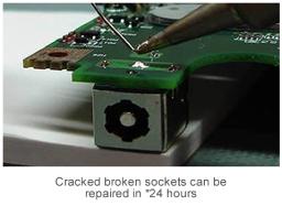 Power DC Socket repairs