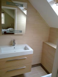 Stylish en-suite