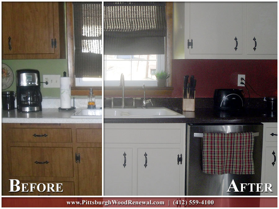 Pittsburgh Wood Renewal Kitchen Cabinet Refacing 10900 Perry Highway