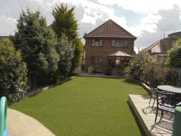 Essex Artificial Grass Installation