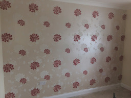 Wallpapering Bedford