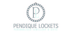 Pendique Lockets Brand Logo & Tagline