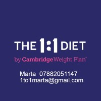 The 1:1 Diet by Cambridge Weight Plan Clinic in Slough
