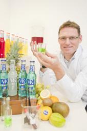 VK's 'Mr Tastebuds' taste tester