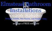 Elmstead Bathroom Installations