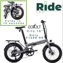 Eovolt folding electric bike