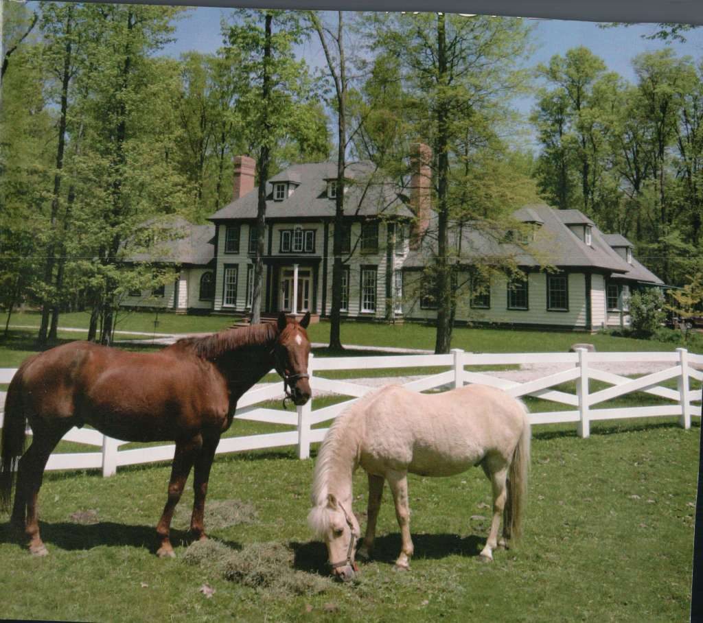 241 Central Park West: Shady Oaks Farm Bed And Breakfast 241 W Highland Rd