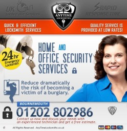 Anytime Locksmiths | 01202802986