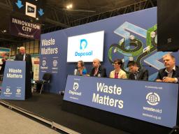 RWM 2018 Panel Debate Tackling Waste Crime - Worki