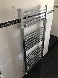 Bathroom towel rail Bristol
