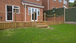 Weaves Decking