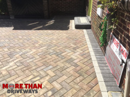 Block Paved Driveways and Patios
