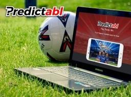 Predictabl Football Website Design