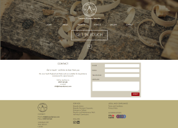 Responsive Website Design for Independent Business
