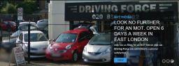 MOT Used Car Services www.drivingforcelondon.com