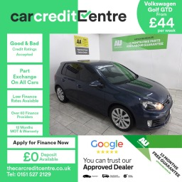 Used Volkswagen Golf on Finance