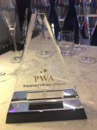 PropertyWire Awards 2017 - Aspen Woolf