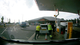 Wrong Fuel in Laceby