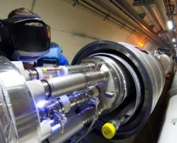 Pearwalk Engineering bellows at CERN