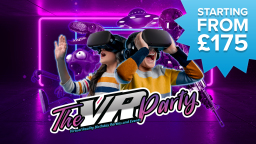 The VR party - Virtual Reality Birthday Parties