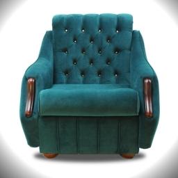 Sofia Chair Turquoise