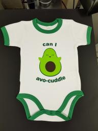 Baby Grow Printing