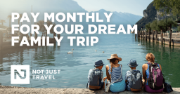 Pay Monthly For Your Family Holiday