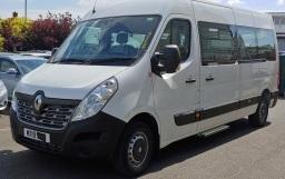Renault Master 17 seat Minibus Warnerbus