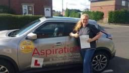 Automatic Driving Lessons Cramlington