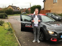 Aaron Ryan first time pass