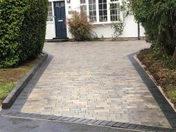 Block Paving laid by JSM Paving Leighton Buzzard