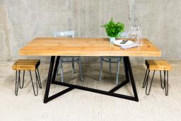 Reclaimed Timber Dining Table   KODA STUDIOS