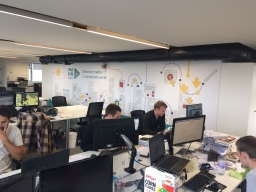 Space & Time Media London Office