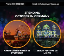 Germany Visa Appointment UK