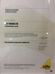 G safety certificate